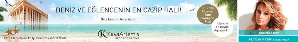 Funda Arar Konseri - Kaya Artemis Resort & Casino