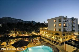 Pia Bella Hotel Fotoğrafı