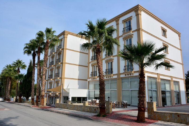 Park Palace Hotel Kyrenia Fotoğrafı