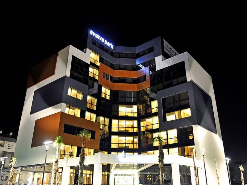 Evolve Park Hotel Fotoğrafı