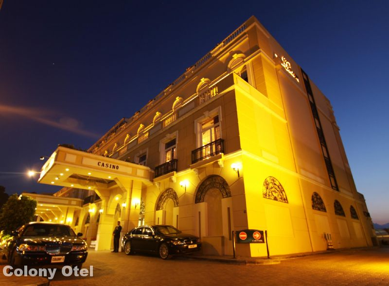 The Colony Hotel Fotoğrafı