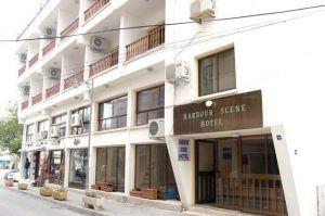 Harbour Scene Otel