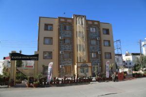 Kaşgar Court Hotel Fotoğrafı