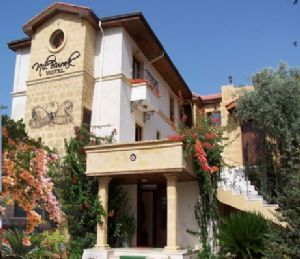 Nil Burak Otel Fotoğrafı