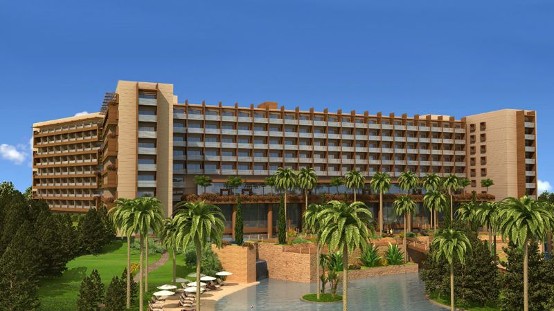 Ayia Anastasia Hotel Fotoğrafı