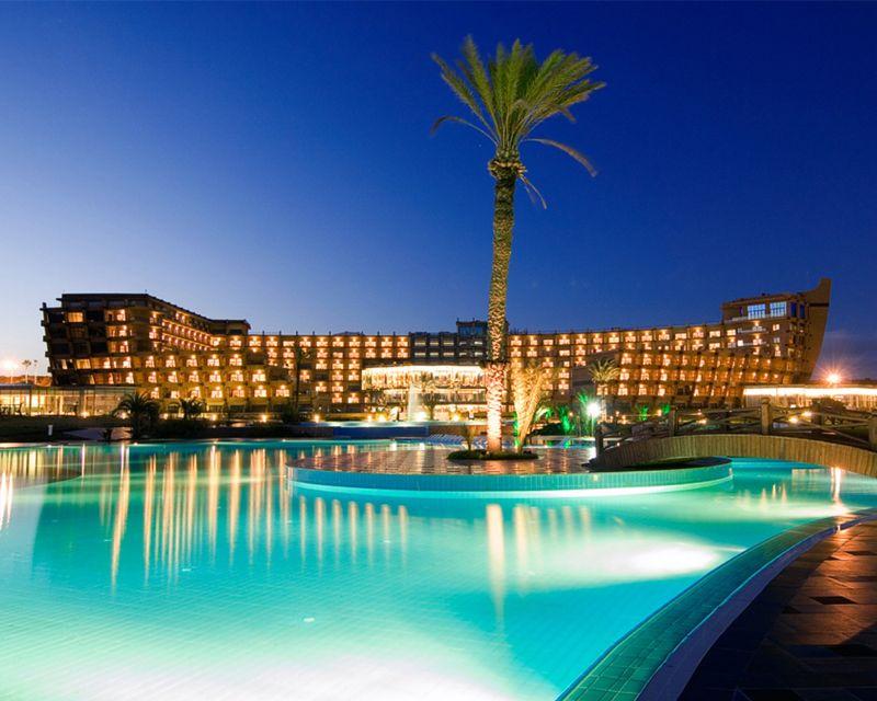 Noahs Ark Deluxe Hotel & Spa Fotoğrafı