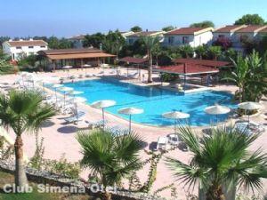Club Simena Otel Fotoğrafı