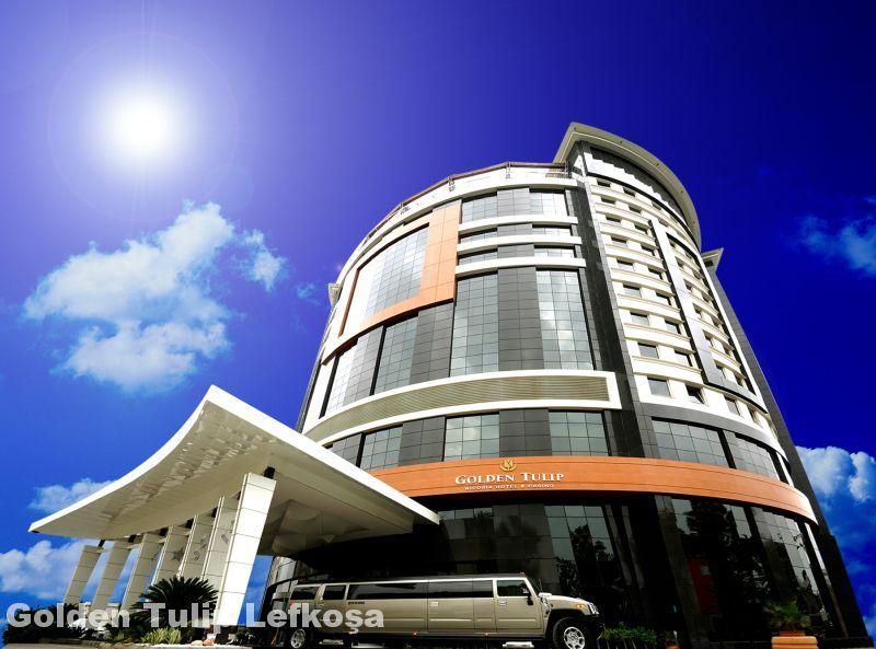 Golden Tulip Nicosia Hotel & Casino Fotoğrafı