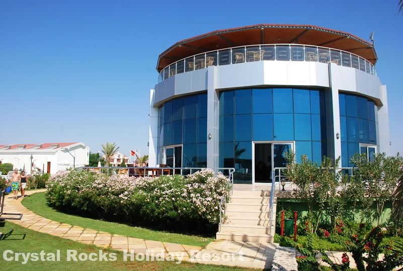 Crystal Rocks Holiday Resort Fotoğrafı